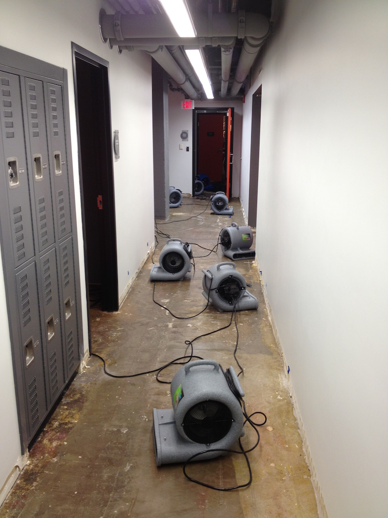 Water Damage Tulsa