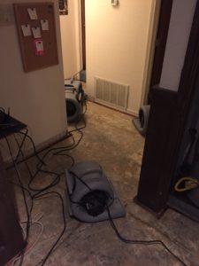 Water Damage Tulsa 240