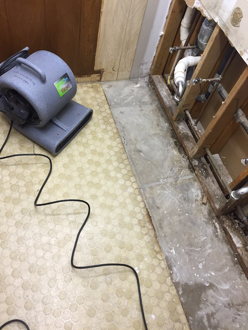 Water Damage Tulsa 108